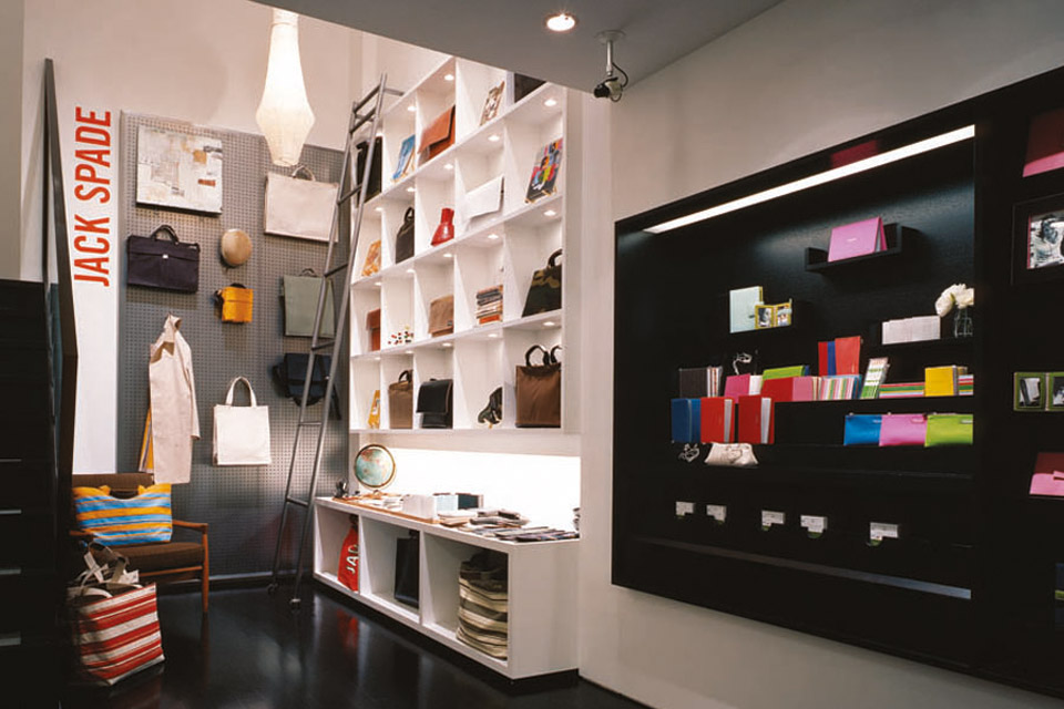 Kate Spade Showrooms Aoyama