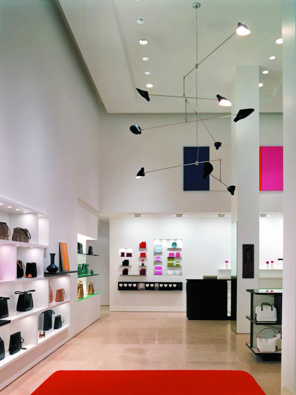 Kate Spade Global Retail Stores