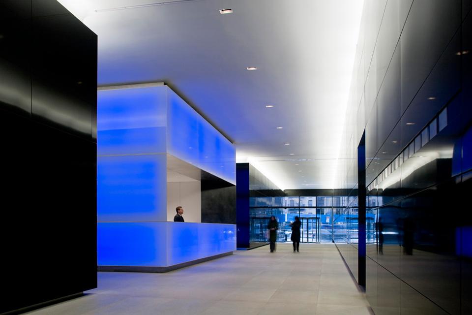 metropolitan tower public passage lobby new york ny commercial