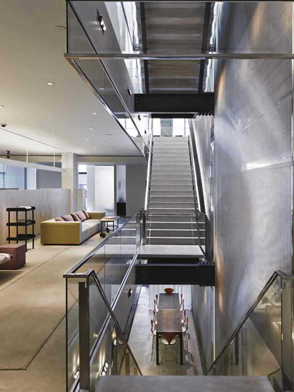 52aadd071e Theory Corporate Headquarters and Showrooms – New York – Commercial