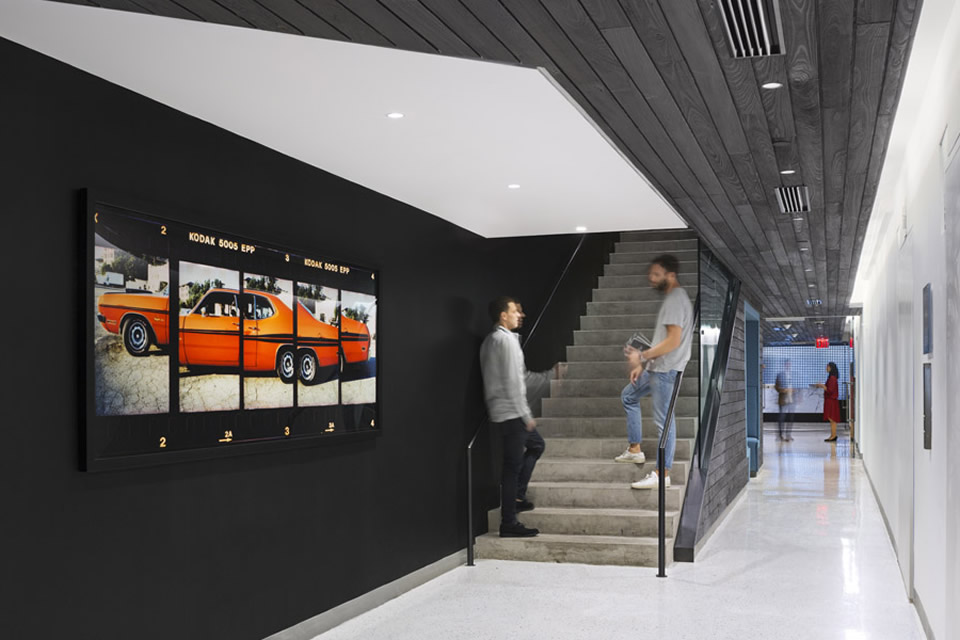 Droga5 headquarters new york ny advertising downtown for Interior design agency new york