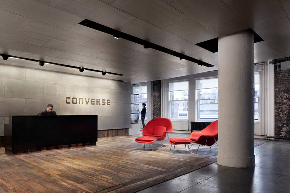 Converse New York City Headquarters