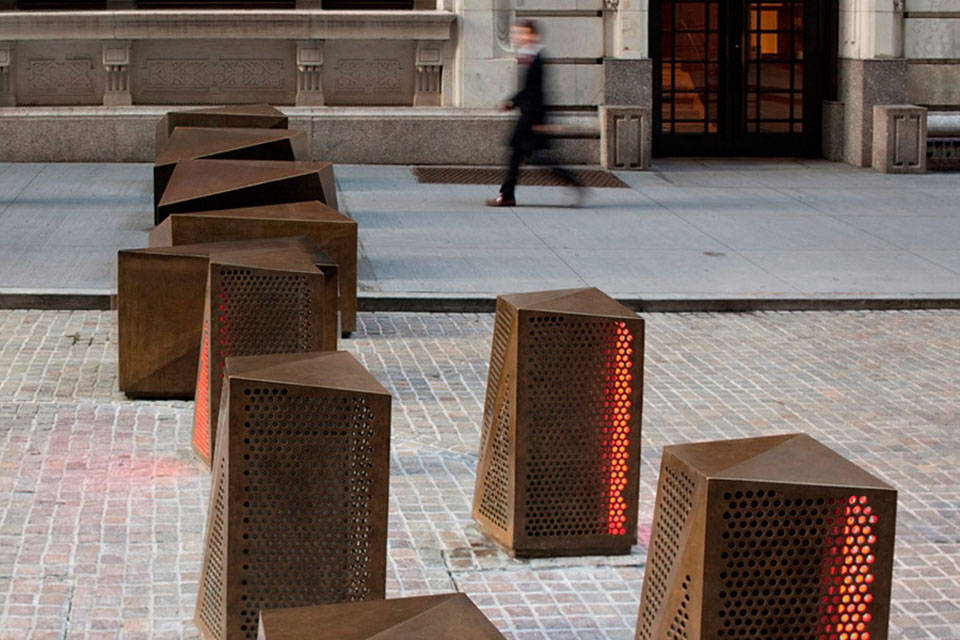 NYSE: Financial District Streetscapes