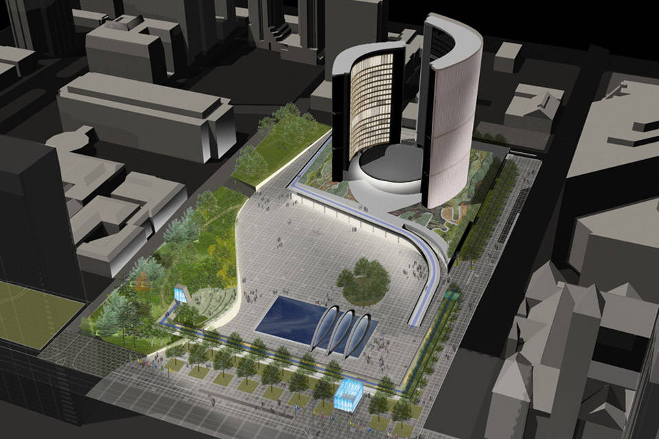 Nathan Phillips Square Competition