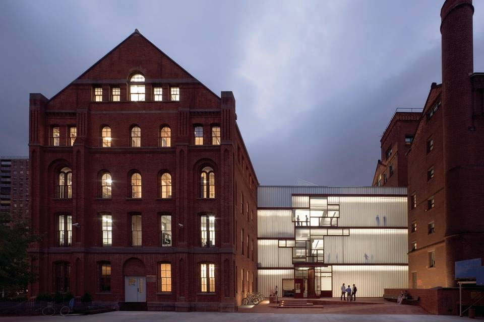 Pratt Institute School of Architecture