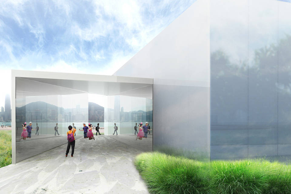 West Kowloon Arts Pavilion Competition