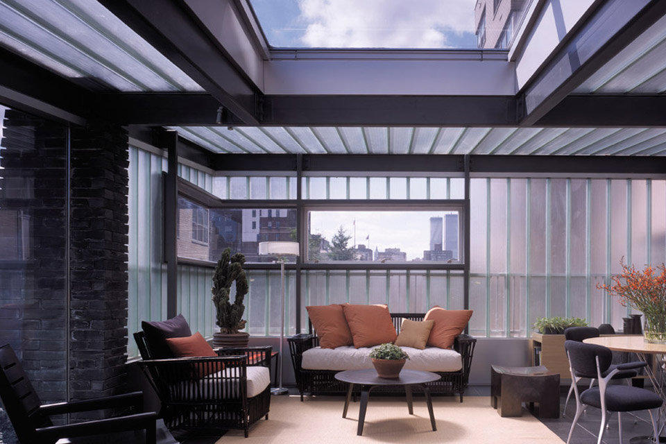 9th Street Residence New York Architecture