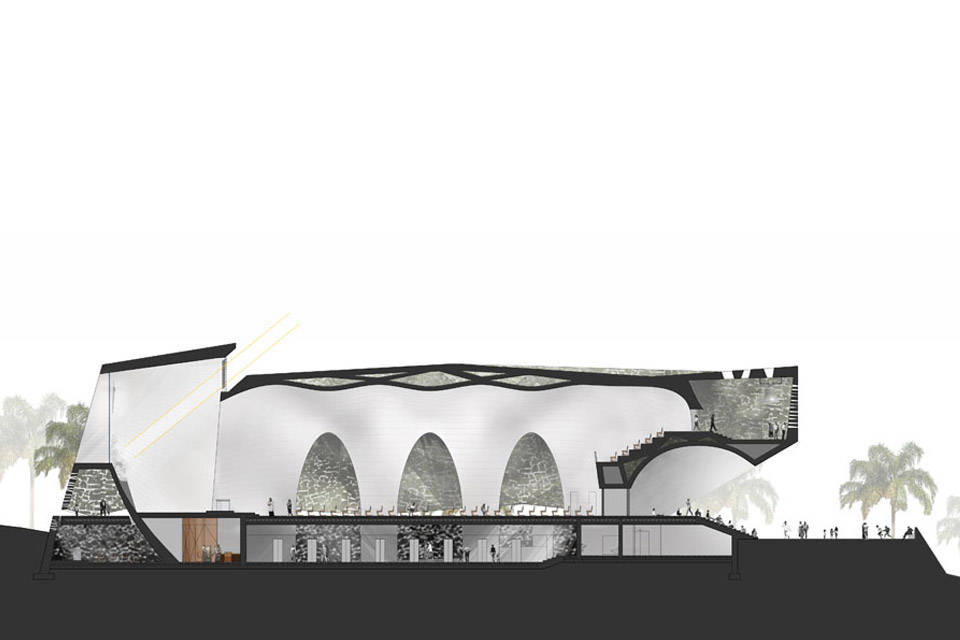 Church of the Nativity Concept Design