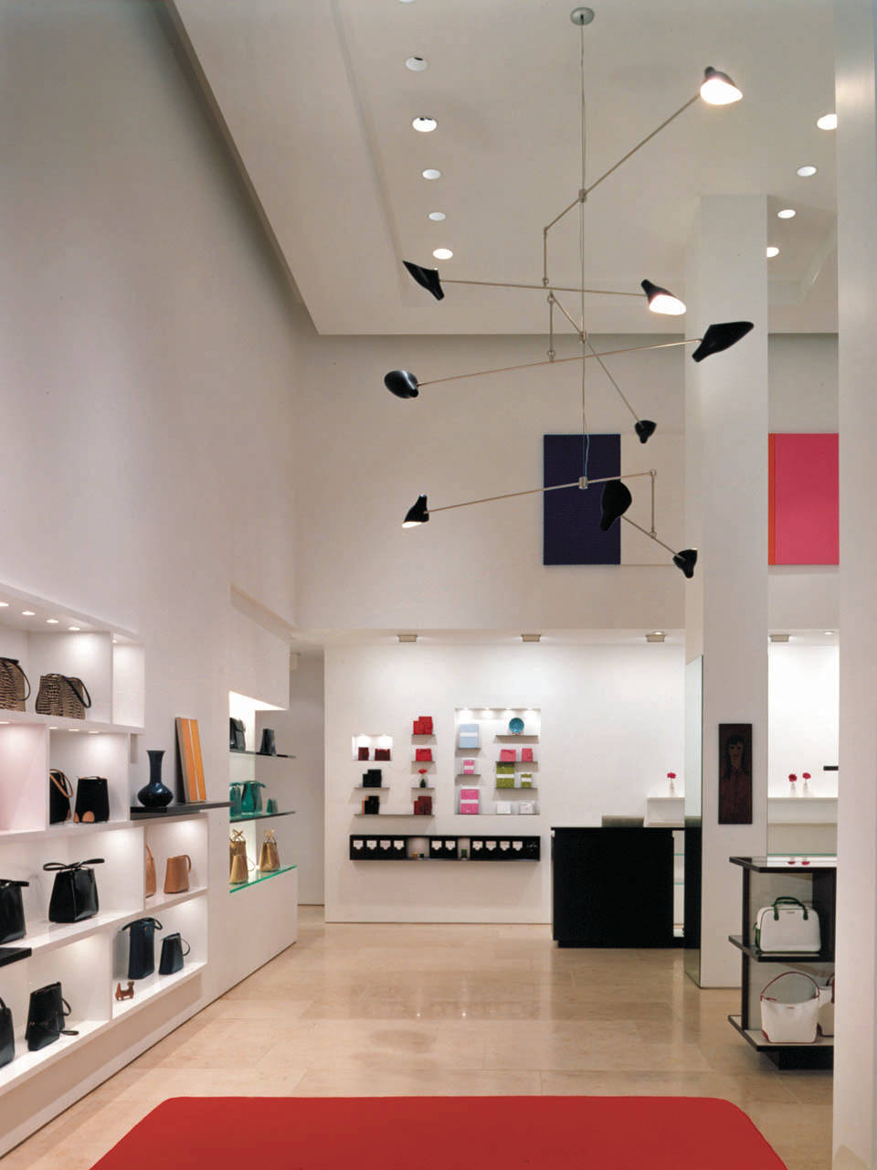 Kate Spade Showrooms San Francisco