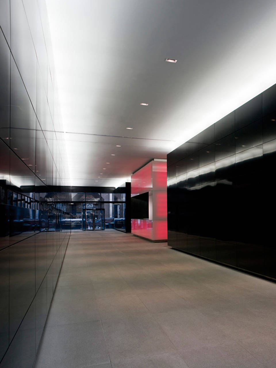 Metropolitan Tower Public Passage + Lobby – New York, NY – Commercial