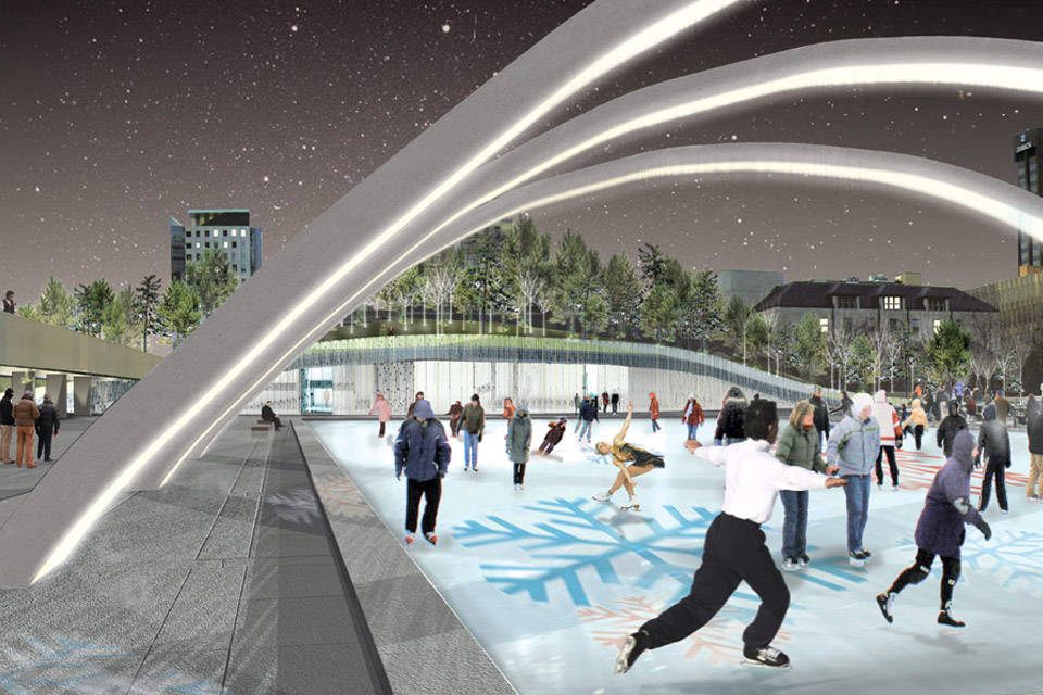 Nathan Phillips Square Competition Toronto