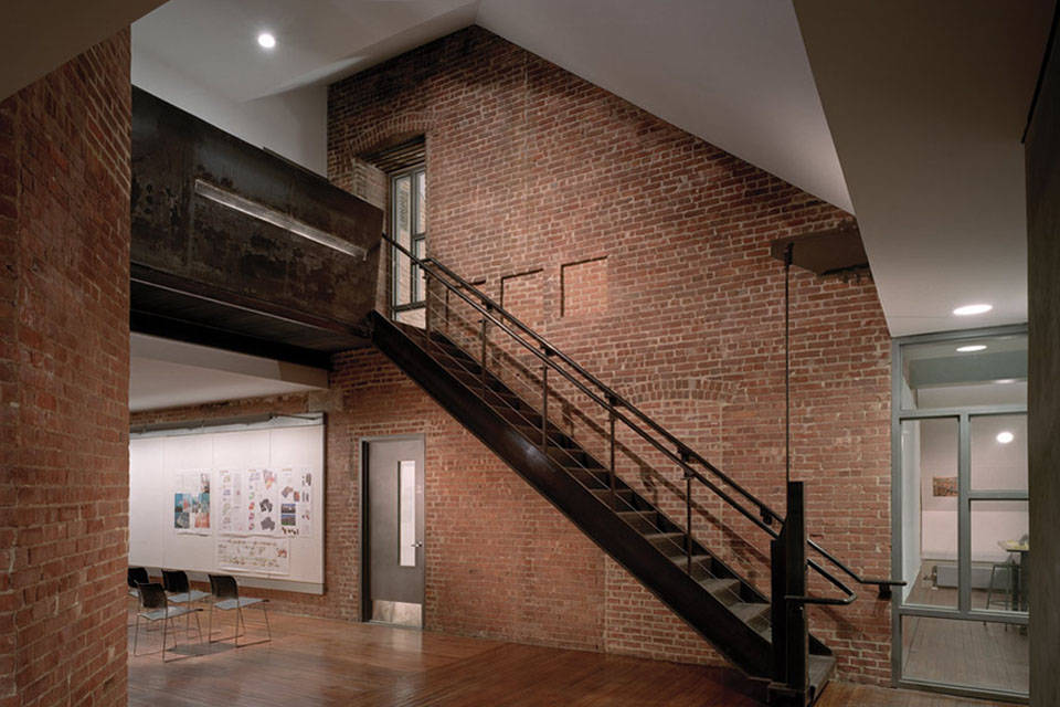 Pratt Institute Architect