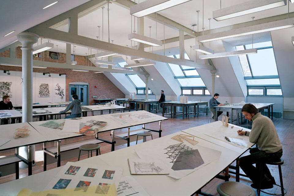 Pratt institute interior design ranking for Architecture design company ranking