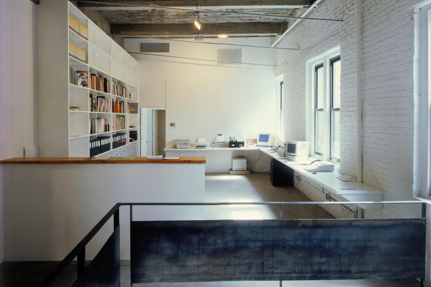 Tanya Bonakdar Gallery NYC Architect