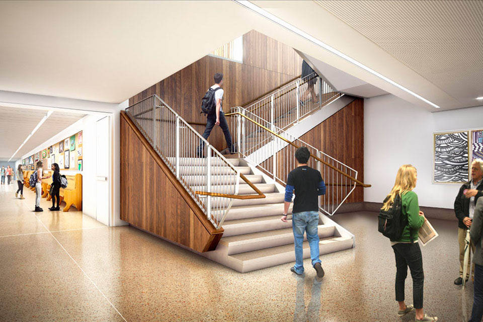 Trinity School Upper East Side Design